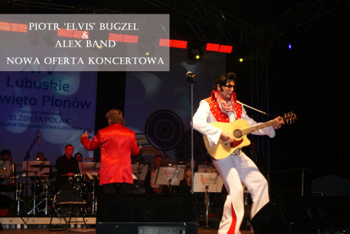 Alex Band & Elvis